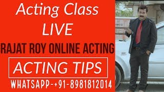 Download Online Acting School..Learn at ur own pace & time +91-8981812014, INDIA's No 1..70% Success Video