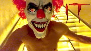 Download PENNYWISE THE CLOWN PRANK! Video