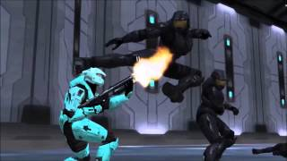 Download Red Vs Blue - AMV - Nightcore Can't Hold Us Video