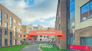 Download Bangor University Accommodation - St Mary's Village Tour Video