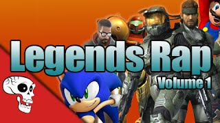 Download Video Game Legends Rap, Vol. 1 - ″Heroes″ by JT Music Video