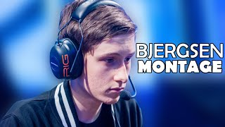 Download Bjergsen ″The Magician″ Super Montage 2013-2015    LCS & Stream Highlights Video