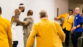 Download Kevin Durant RUNS AWAY FROM FIGHT with DeMarcus Cousins After Both Got Ejected!!! Video