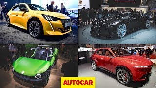 Download Geneva Motor Show 2019 | The 18 cars you must see | Autocar Video