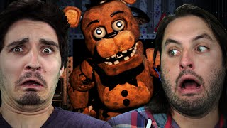 Download FIVE NIGHTS AT FREDDY'S IN REAL LIFE Video