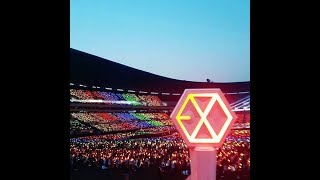 Download EXO Fans Amazing Fanchant Compilation 엑소엘 떼창 Video