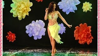 Download Irina Daliya Bellydancer - Hot Salsa 2017 Video