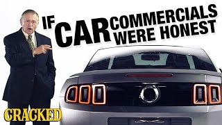 Download If Car Commercials Were Honest - Honest Ads (BMW Ford Toyota Chevrolet Parody) Video