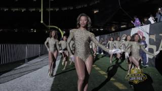 Download Southern University Human Jukebox 2016 Marching In | Bayou Classic BOTB Video