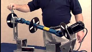 Download Drive shaft velocity Video