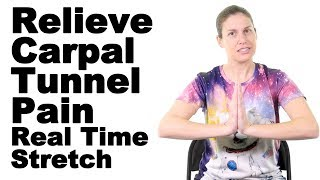Download Relieve Carpal Tunnel Syndrome Pain with This Real Time Prayer Stretch - Ask Doctor Jo Video