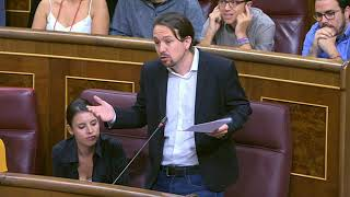Download Pablo Iglesias: ″Rajoy y su Gobierno son unos mentirosos y unos incompetentes″ Video