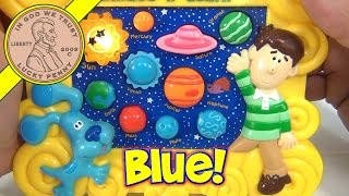 Download Blues Clues Learn The Planets Skidoo & Learn, 2000 Mattel Electronic Toys Video