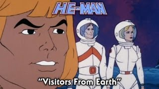 Download He Man - Visitors From Earth - FULL episode Video