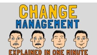 Download Change Management explained in 1 minute! Video