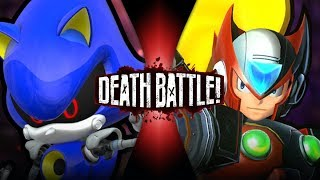 Download Metal Sonic VS Zero (Sonic VS Mega Man) | DEATH BATTLE! Video
