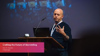 Download Eric Shamlin (Firebringer) - Crafting the Future of Storytelling | VR NOW Con & Awards 2018 Video