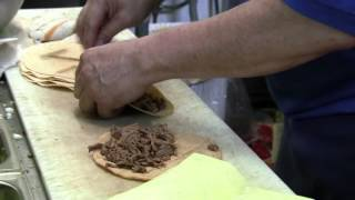 Download Gloria's Taco Shop ″How to make a Carne Asada Burrito″ Video
