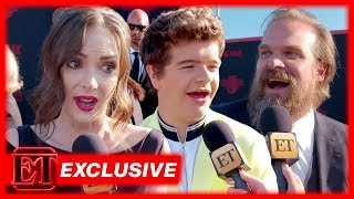 Download Stranger Things Season 4: Everything the Cast Has Told Us About What's Next! (Exclusive) Video
