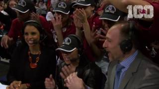 Download Women's Basketball Celebrates the Final Four — 3/27/17 Video