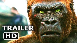 Download WAR FOR THE PLANET OF THE APES Official Trailer # 4 (2017) Sci Fi Movie HD Video