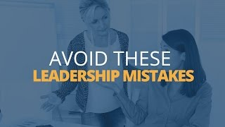 Download The 3 Biggest Leadership Mistakes People Make Today | Brian Tracy Video