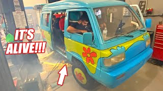 Download ROTARY Swapped Mystery Machine EP.3 - FIRST START UP!!!! Turbo Rotary Engine Comes to Life! Video