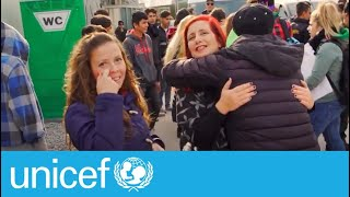 Download Section B - life in limbo | UNICEF Video