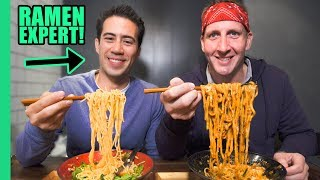 Download Ultimate TOKYO RAMEN Tour! RAMEN EXPERT Reveals the Best Noodle Spots in Town! Video