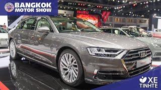 Download Trên tay những trang bị hiện đại của Audi A8 thế hệ mới | Xe.tinhte.vn Video