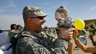 Download Take The Challenge And Try Not To Cry Happy Tears Part 1(US Troops Coming Home) 2014 Video