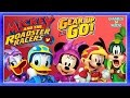Download Mickey & The Roadster Racers: Racing/Driving Game All Characters - Disney Junior App For Kids Video
