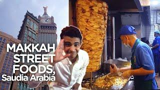 Download Makkah Street Food | Arabic Shawarma & More | Saudia Arabia Video