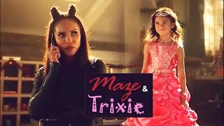 Download Maze & Trixie // Take your Offspring for a Walk Video