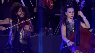 Download Ara Malikian. The Incredible Story of Violin. Ay Tikar Tikar HD Video