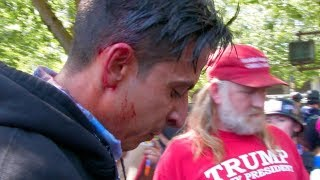 Download Patriot Prayer Rallies for Joey Gibson in Portland, Antifa Fights Back Video