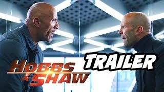 Download Fast and Furious Hobbs and Shaw Trailer - Super Bowl 2019 Breakdown Video