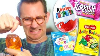 Download AMERICAN TRIES BRITISH SWEETS! Video