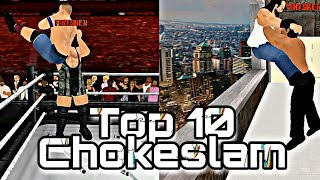 Download WR3D Top 10 ChokeSlam Video