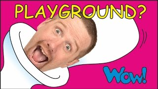 Download Playground for Kids   New House for Steve and Maggie Magic   Wow English TV Video