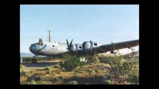 Download Rescuing Doc the B-29 from the China Lake Bombing range Video