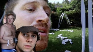 Download SOMEONE TOILET PAPERED OUR HOUSE!! Video