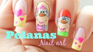 Download Decoración de uñas Pelanas - Stuffed animal nails Video
