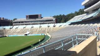 Download A Day in the Life: UNC Track and Field Video