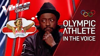 Download The Voice coaches IMPRESSED by Olympic athlete | STORIES #31 Video