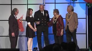 Download Kyle meets his donor Lieutenant Kawika Segundo Video