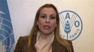 Download Declaraciones de la Ministra de Desarrollo de Perú en FAO Video