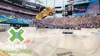 Download Women's Skateboard Park: FULL BROADCAST | X Games Minneapolis 2018 Video