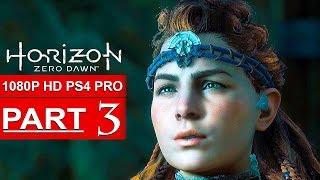 Download HORIZON ZERO DAWN Gameplay Walkthrough Part 3 [1080p HD PS4 PRO] - No Commentary Video