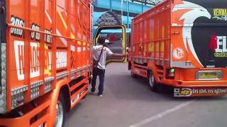 Download Kontes Akbar Modifikasi Truk (KAMT) Kayu Super 2016 Yogyakarta - Full Video